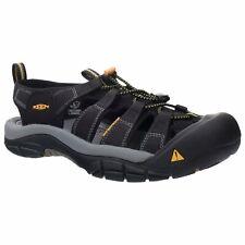KEEN Sandale Newport H2 Outdoorsandale Herren Bootsschuh schwarz black Trekking