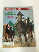 FM2-82 Sports Illustrated Magazine May 14 1979 Kentucky Derby