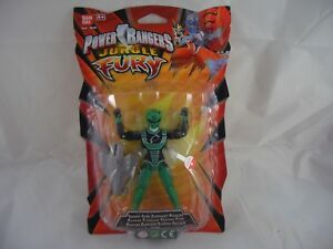 Power Rangers Jungle Fury Sound Fury Elephant Green Ranger