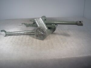 Dinky toys Military GERMAN 50MM ANTI TANK GUN #617 GREAT CONDITION