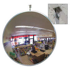"18"" ACRYLIC INDOOR CONVEX MIRROR WITH T-BAR CLIP FOR DROPPED CEILING VIEWING 18'"