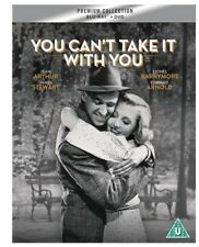 BLU-RAY YOU CANT TAKE IT WITH YOU  PREMIUM EXCLUSIVE EDITION NEW SEALED UK STOCK