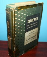 Dianetics: The Modern Science of Mental Health by L Ron Hubbard (1950) 1st editi