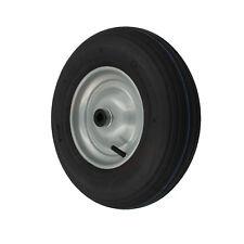 Luftrad 400x100 Schubkarrenrad Reifen 4.00-8 Schubkarren Rad für Achse 20 mm