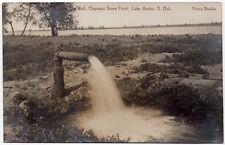 RPPC Artesian Well, Opposite Stony Point in Lake Andes, South Dakota~106407