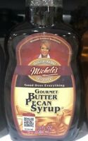 Michele's Gourmet Butter Pecan Syrup 13 oz