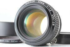 Top Nuovo di zecca Con Cappuccio Nikon NIKKOR Ai-s Ais 50mm f/1.2 MF LENS F Mount dal Giappone