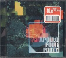 Apollo 440 - Gettin' High On Your Own Supply Cd Ottimo