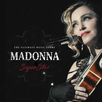 Madonna : Superstar: The Ultimate Music Story (Unauthorized) CD (2019)