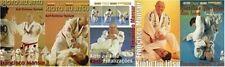 5 Dvd Set Brazilian Jiu Jitsu Kioto System Francisco Mansur the Guard Mounts