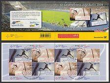 Federal MH 80 Vandersanden. sport ayuda atletismo copa del mundo Berlín 2009