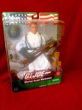 Hasbro 1/6th GI Joe Special Response Team Marine Scout Marksman Figure NIB!