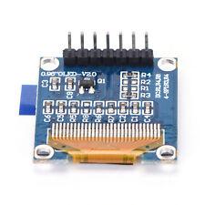 """Modulo display a LED LCD OLED 128X64 bianco per Arduino 0.96""""I2C IIC SPI#seriale"""