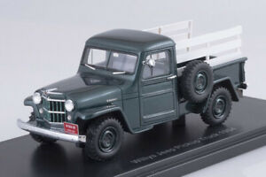 neo 1/43 willys jeep pickup truck 1954 neo45804