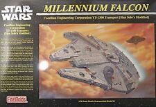 FineMolds Star Wars 1/72 Han Solo Millenium Falcon Plastic Model Kit