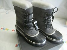 Sorel Women's Caribou Boot size 10 shale/stone