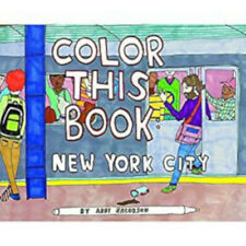 Color This Book: New York City Default Title, New