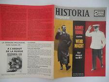 Historia n°24- 1968 - 2ème Guerre Mondiale : Armée Rouge contre Wehr Macht