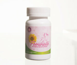 1 BOTTLE  Feminelle (30 CAPS) Original Menopausia 2 Times more effective