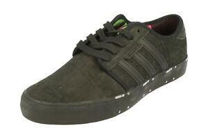 Adidas Seeley X Ari Marcopoulos Mens Trainers Sneakers BY4520