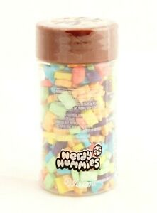 Wilton RO Nerdy Nummies Dessert Sprinkles 3 Ounce Jar Rosanna Pansino
