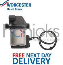 Worcester Bosch Greenstar Gas Combi Boiler Pump 87161165620 Genuine Part *NEW*