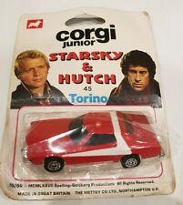 Rare Starsky & Hutch Corgi Juniors No45 Mint on Card. Never opened. 1976