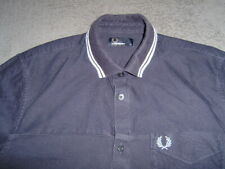 Fred Perry Shirt - Size Medium - Excellent Condition