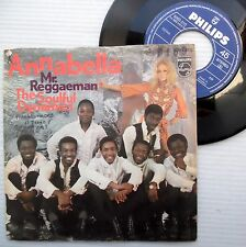 SOULFUL DYNAMICS Annabella Mr Reggaeman PICTURE SLEEVE Germany NORTHERN 45 e5924
