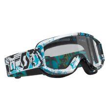 Scott 89si Junior Vice enfants LUNETTES Goggle noir / Bleu /blanc /Transparent