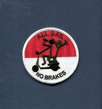 HMH-462 HEAVY HAULERS NO BRAKES USMC MARINE CORPS H-53 Helicopter Squadron Patch