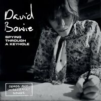 "David Bowie: Spying Through A Keyhole Vinyl 4 x 7"" Record Box Set (PRE-ORDER)"