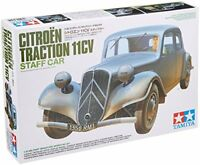 Tamiya 1/35 Military Miniature Series No.301 French Army Citroen 11CV staff car
