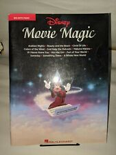Hal Leonard Big-Note Piano Disney Movie Magic (Paperback, Music)