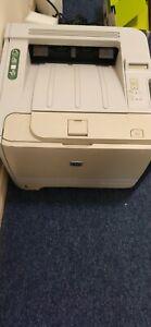 HP LaserJet P2055DN A4 Mono Duplex/Network Laser Printer