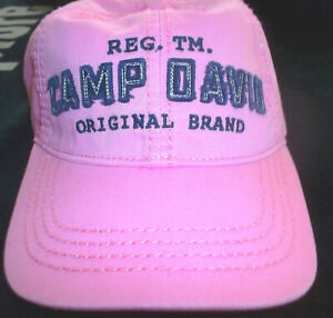 Neu Camp David Basecap Cap Mütze neon pink
