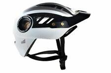 Urge MTB Helm All-Mountain Enduro weiß/silber L/XL
