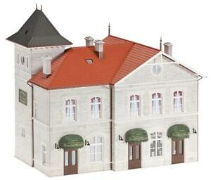 FALLER 130458 Restaurant With Hotel 225 x 203 x 208mm New Boxed °