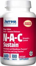 Jarrow Formulas - N-A-C Sustain 600 mg 100 tabs