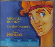 Michael Bolton-Go To The Distance Promo cd single
