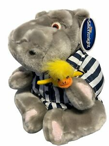 OFFICIAL SILENTNIGHT - HIPPO & DUCK SOFT TOY - Brand New With Tags
