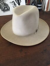1950's Stetson Open Road Hat 7 Whirling Log Vintage Fedora Workwear final list