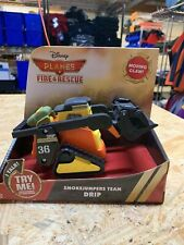 Disney Planes: Fire & Rescue Smoke Jumpers Drip Vehicle New