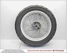 CERCHIO RUOTA POSTERIORE SENZA PNEUMATICO rear wheel original BMW F 650 GS 2005