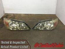 JDM Lexus IS300 Toyota Altezza OEM Headlights Head Lamps Pair 2001-2005 SXE10