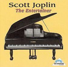 The Entertainer [Blu Mountain] by Scott Joplin (CD, Oct-2003, Blumountain