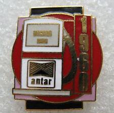 Pin's Série Collection Station Service les pompes à Essence ANTAR 1960 #B3