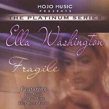 Fragile - Ella Washington  Audio CD Buy 3 Get 1 Free