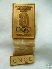 Sofia 1978 Olympic games pin badge IX Annual committee
