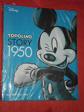 WALT DISNEY-TOPOLINO STORY 1950 N°2- VOLUME A FUMETTI DI QUASI 200 PAGINE